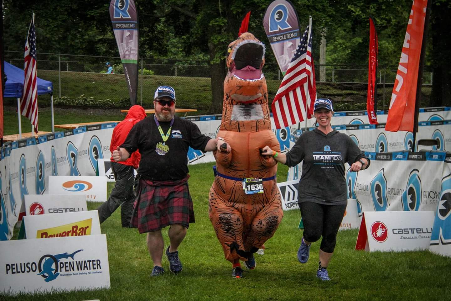 Running with TRex