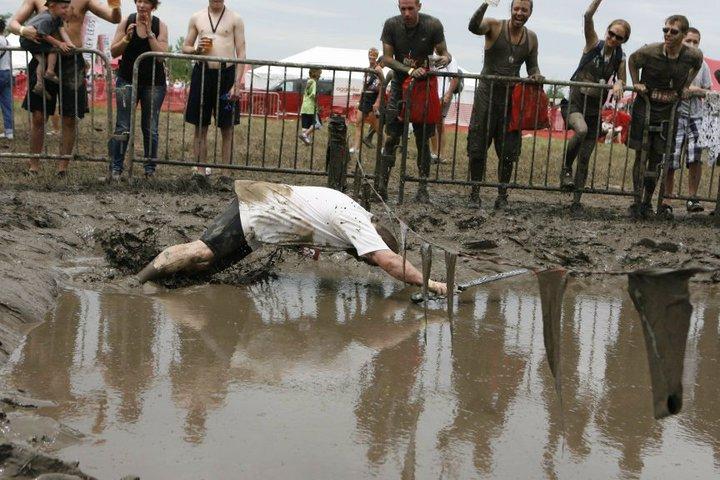 muddive